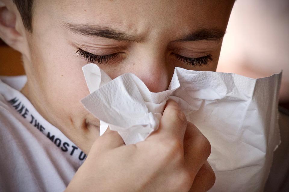 rhume toux
